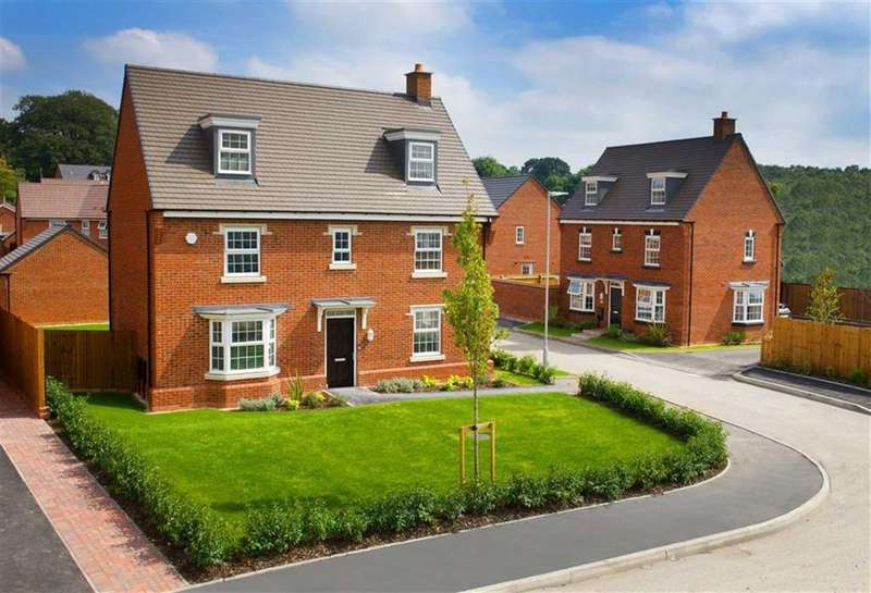 5 Bedrooms Detached House for sale in Doseley Park, Doseley, Telford