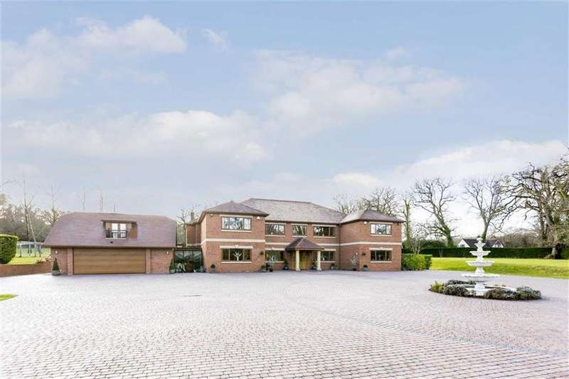 6 Bedrooms Detached House for sale in Arrowsmith Road, Wimborne