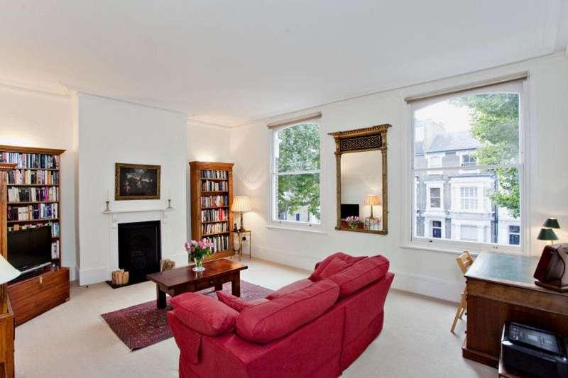 2 Bedrooms Maisonette Flat for sale in Hammersmith Grove, Brackenbury, London, W6