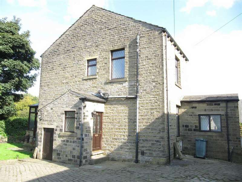 3 Bedrooms Detached House for sale in Prince Royd, Off Halifax Road, Huddersfield, HD3