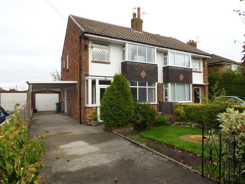 3 Bedrooms Semi Detached House for sale in Tarn Road, Thornton Cleveleys, Lancashire, FY5 5AY