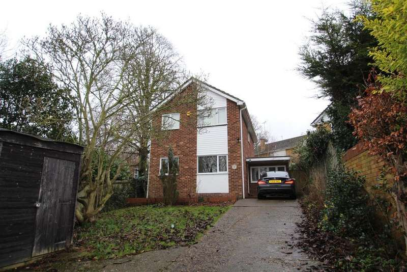 3 Bedrooms Detached House for sale in Chandos Road, Buckingham
