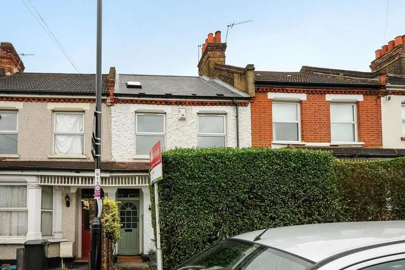 4 Bedrooms Terraced House for sale in Spa Hill, Crystal Palace, SE19