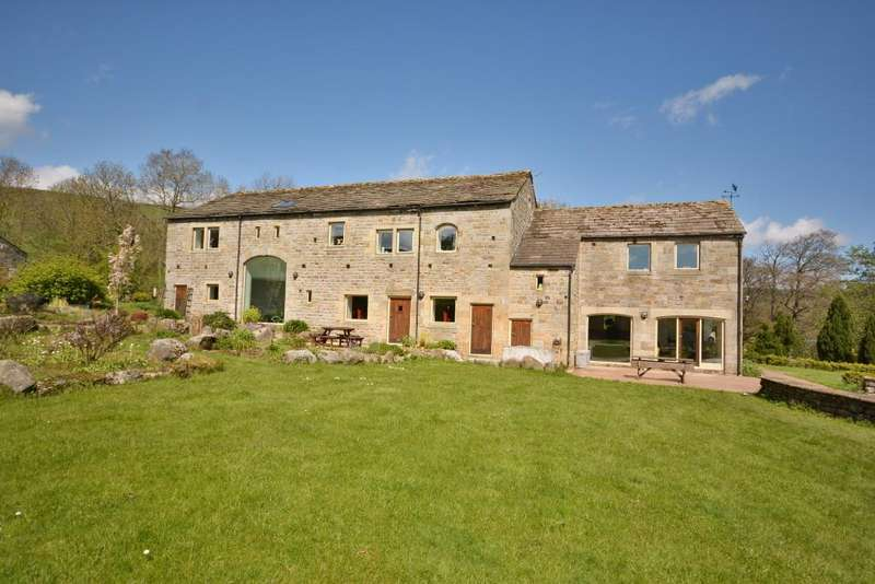 5 Bedrooms Detached House for sale in Flying Ducks, Ramsgill, Harrogate, North Yorkshire