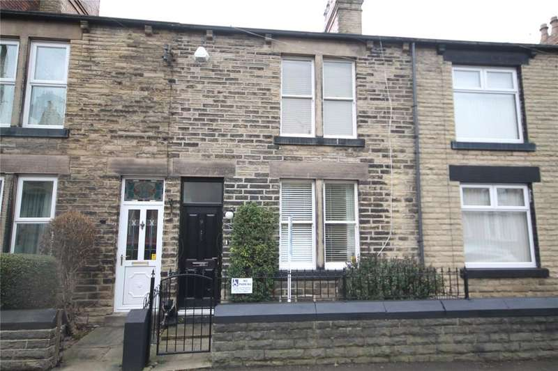 2 Bedrooms Terraced House for sale in Swift Street, Barnsley, South Yorkshire, S75