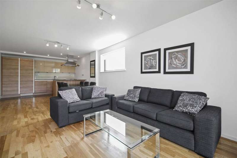2 Bedrooms Flat for sale in Chi Building, 54 Crowder Street, London, E1