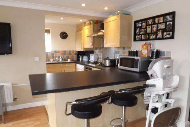 2 Bedrooms Flat for sale in Foxhill Road, Carlton, Nottingham, NG4
