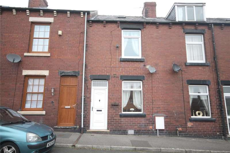 3 Bedrooms Terraced House for sale in Jackson Street, Cudworth, Barnsley, South Yorkshire, S72