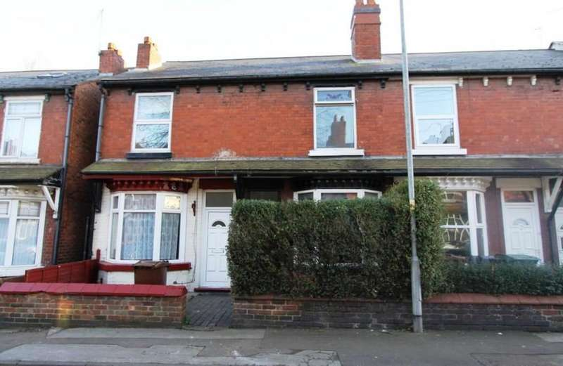 3 Bedrooms Terraced House for sale in Willenhall, Wolverhampton