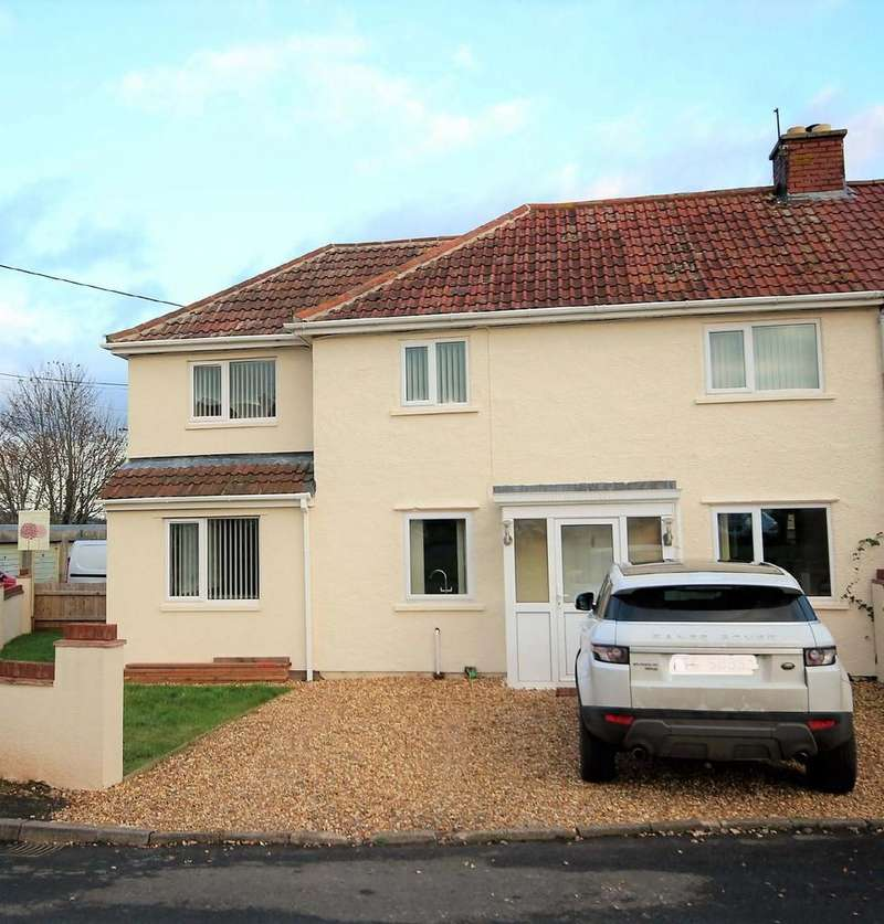 3 Bedrooms Semi Detached House for sale in The Drive, Stanton Drew
