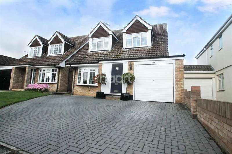 4 Bedrooms Detached House for sale in Clifton Road, Ashingdon