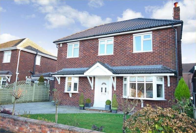 4 Bedrooms Detached House for sale in Chesham Road, Wilmslow