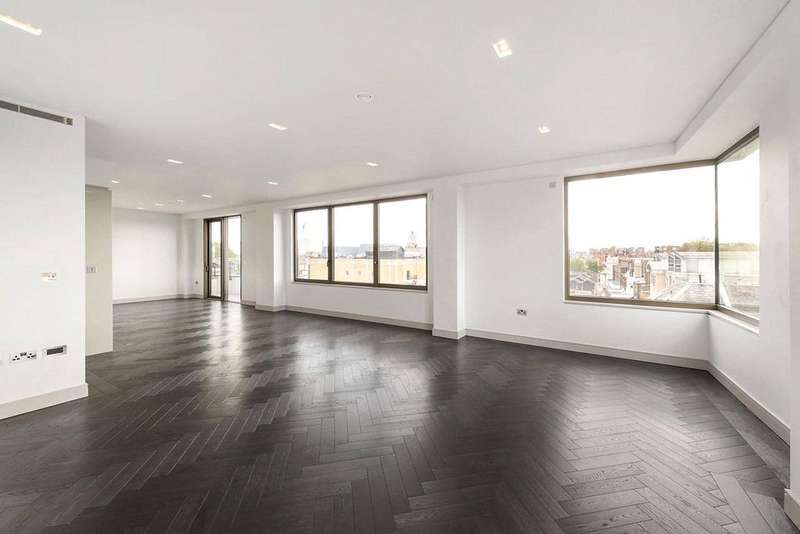 2 Bedrooms Flat for sale in Westbourne House, 14-16 Westbourne Grove, Nottinghill, London, W2