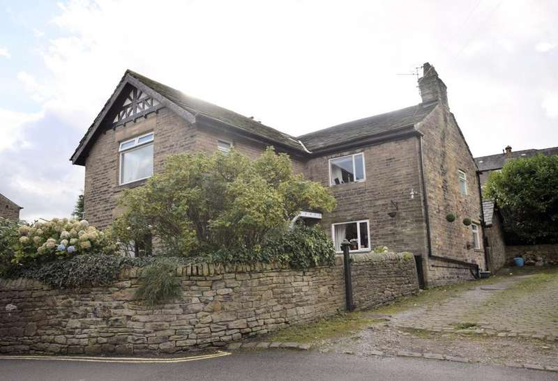 5 Bedrooms Detached House for sale in Orchard Road, Whaley Bridge, High Peak