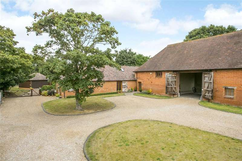 5 Bedrooms Detached House for sale in High Street, Aylesford, Kent, ME20