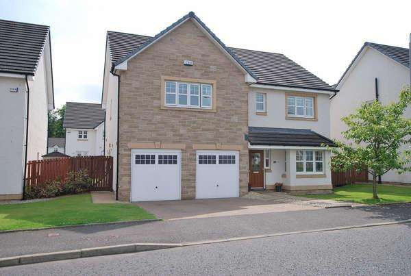 5 Bedrooms Detached House for sale in Coislinne, 10 Jean Armour Drive, Annandale, Kilmarnock, KA1 2SD