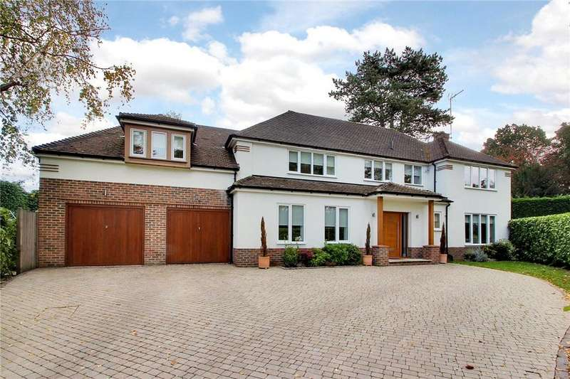 5 Bedrooms Detached House for sale in Beaconfields, Sevenoaks, Kent, TN13