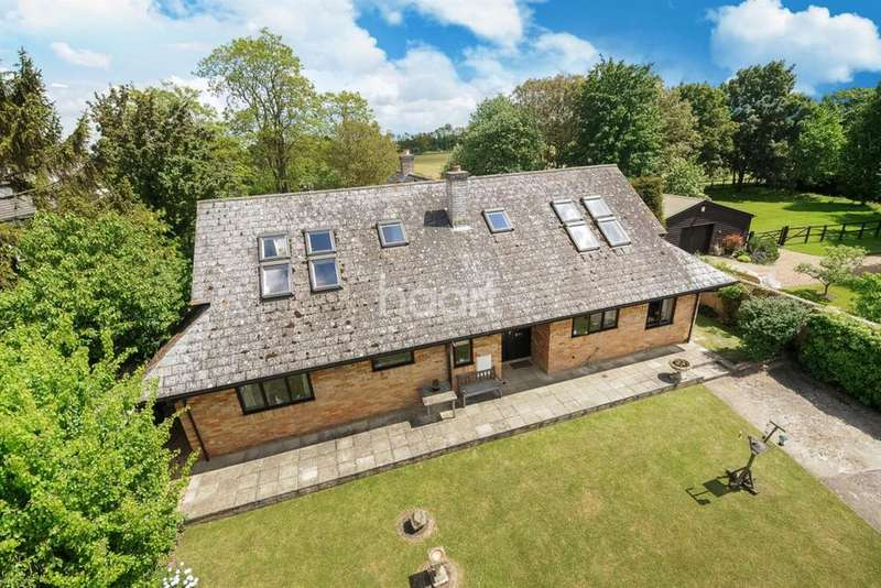 5 Bedrooms Detached House for sale in Lynch Lane, Fowlmere