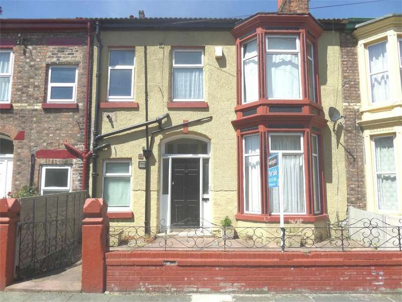 6 Bedrooms Terraced House for sale in Wellfield Road, Walton, Liverpool, Merseyside, L9