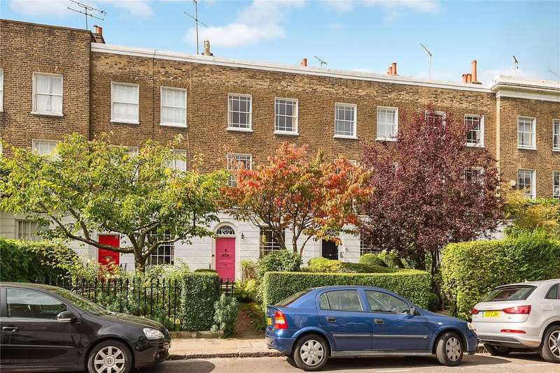 4 Bedrooms House for sale in Pembroke Square, Kensington, London