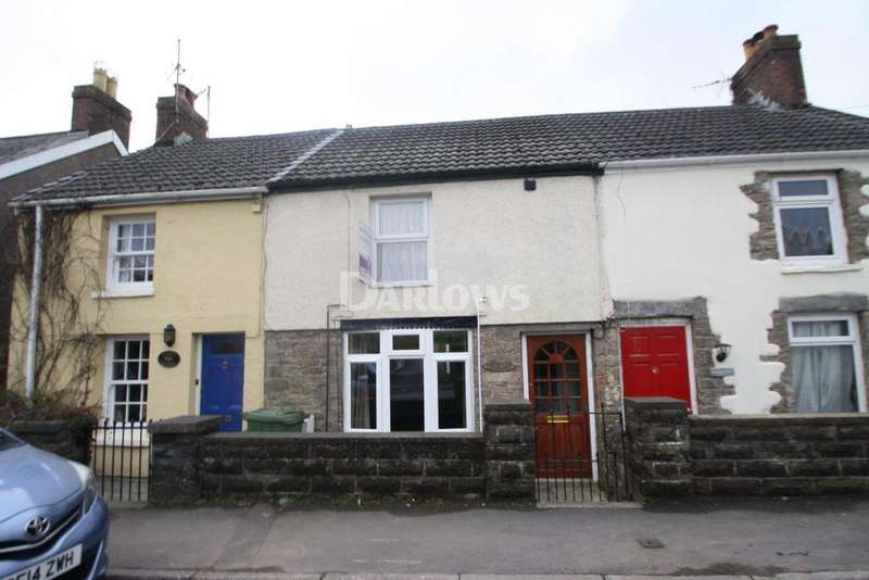 3 Bedrooms Cottage House for sale in Cottage, Main Road, Groesfaen