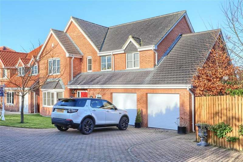 5 Bedrooms Detached House for sale in Monkton Rise, Guisborough