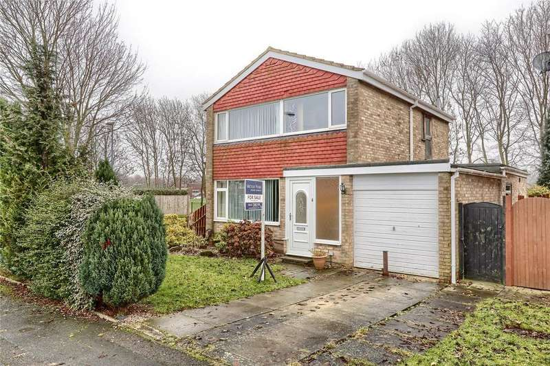 3 Bedrooms Detached House for sale in Oldbury Grove, Hemlington