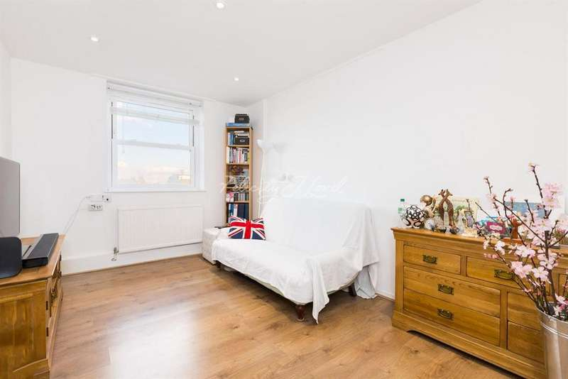 2 Bedrooms Flat for sale in Nisbet House, Homerton High Street, E9