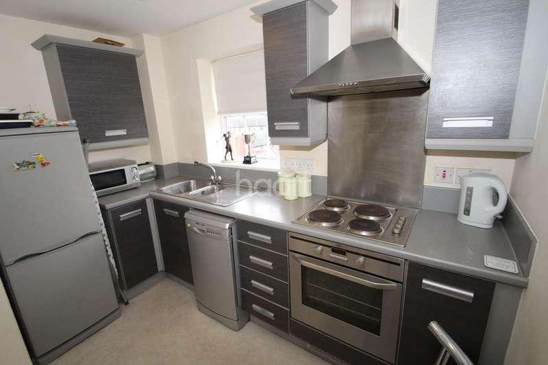 1 Bedroom Flat for sale in Lady Jane Walk, Scraptoft