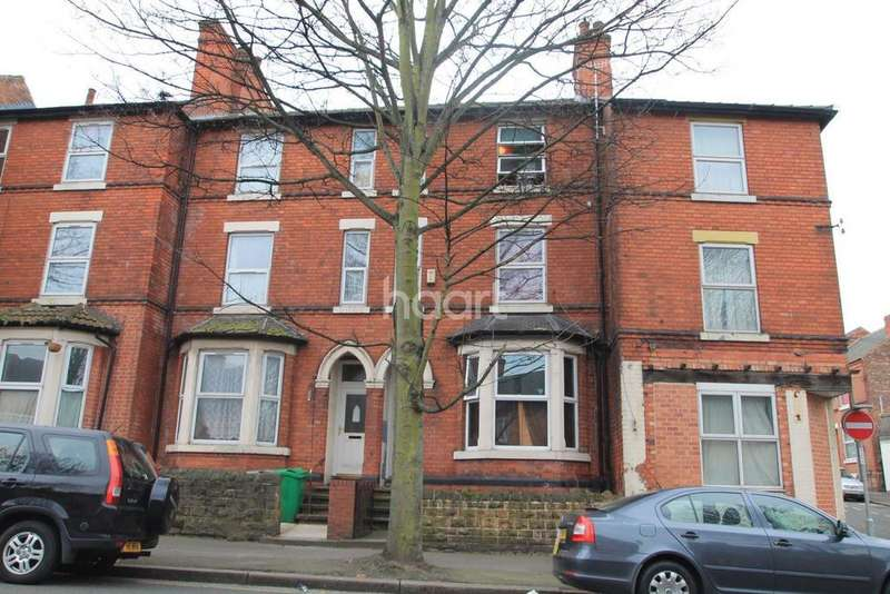 4 Bedrooms Terraced House for sale in Alfreton Road, Nottingham
