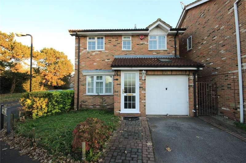 4 Bedrooms Detached House for sale in Spires View, Stapleton, Bristol, BS16