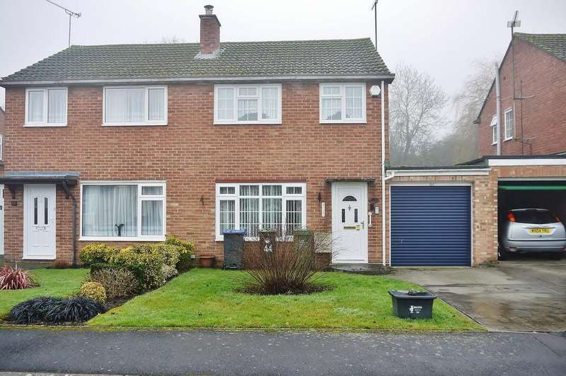 3 Bedrooms Semi Detached House for sale in Pauls Croft, Cricklade