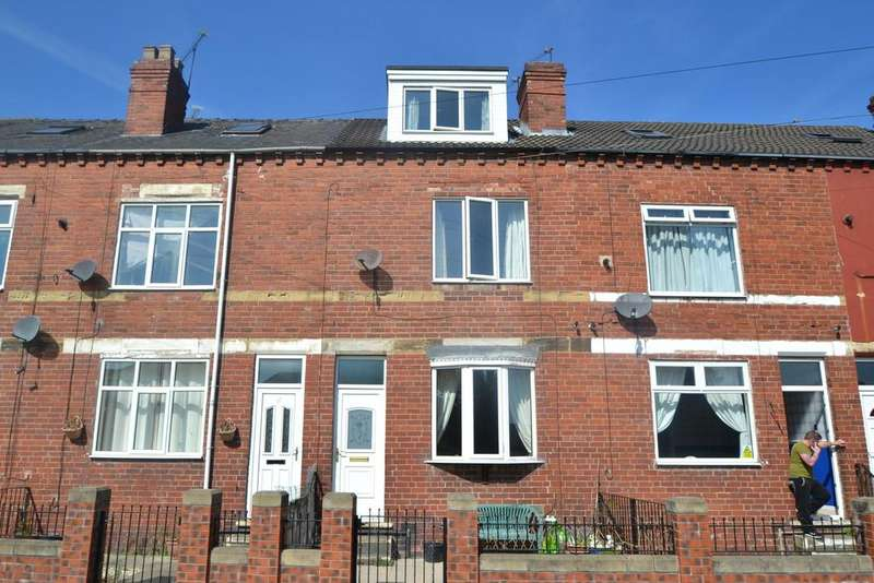 3 Bedrooms Terraced House for sale in Spring Terrace, South Elmsall