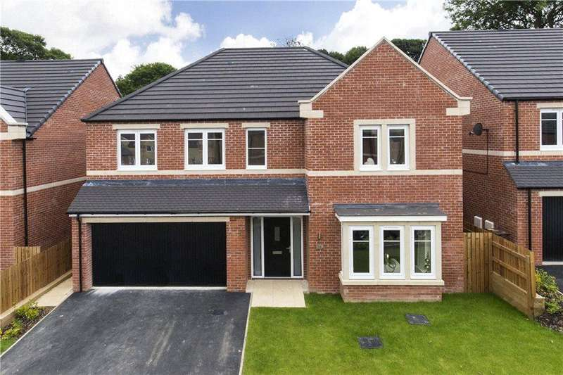 5 Bedrooms Detached House for sale in Kirkham, Apperley Green, Harrogate Road, Apperley Green