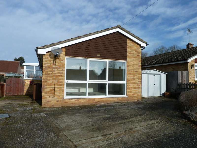 4 Bedrooms Detached Bungalow for sale in Highfields Drive, Lakenheath