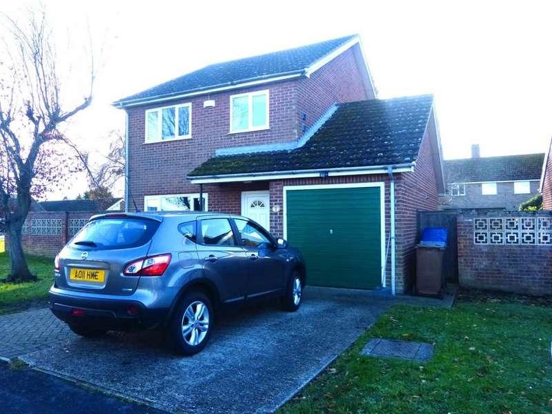 3 Bedrooms Detached House for sale in Edmund Road, Brandon