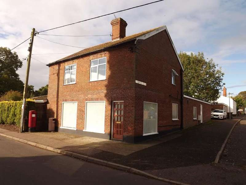 3 Bedrooms Detached House for sale in St Leonards Street, Mundford