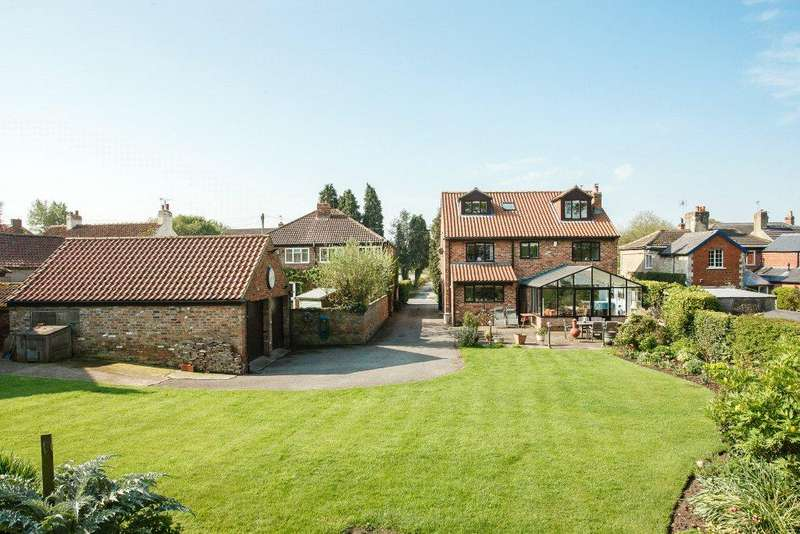 6 Bedrooms Detached House for sale in The Forge, Main Street, Wighill, Tadcaster, LS24