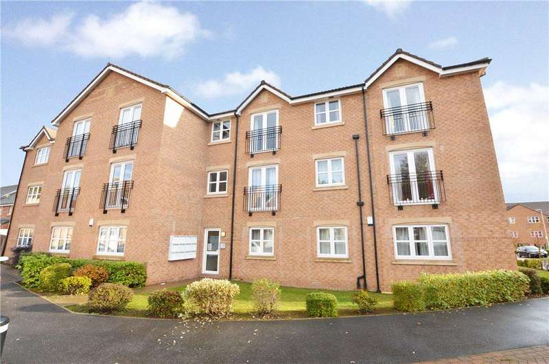 2 Bedrooms Apartment Flat for sale in Royal Troon Mews, Wakefield, West Yorkshire