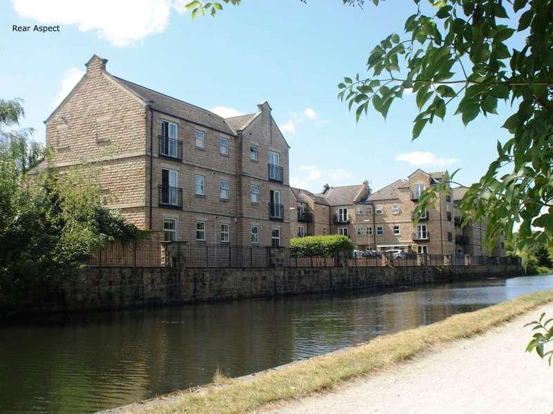 2 Bedrooms Apartment Flat for sale in Narrowboat Wharf, Rodley, Leeds