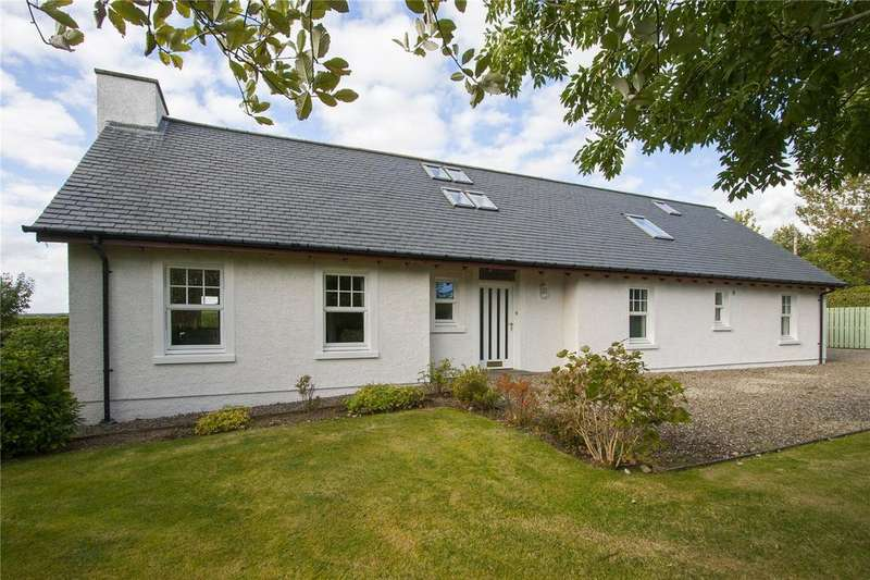 5 Bedrooms Detached House for sale in Sallywood, Oathlaw, Forfar, Angus, DD8
