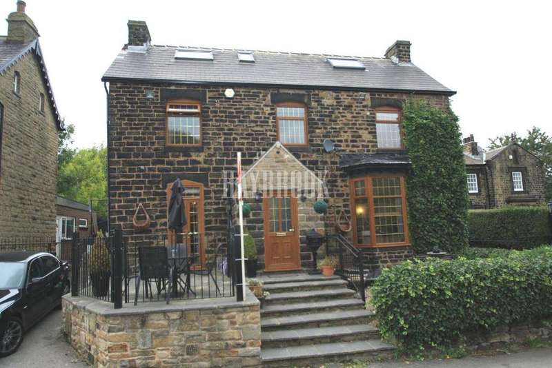 4 Bedrooms Detached House for sale in Shirecliffe Road