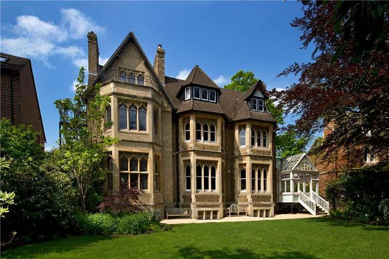 7 Bedrooms Detached House for sale in Norham Gardens, Oxford, Oxfordshire, OX2