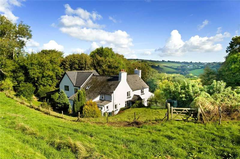 8 Bedrooms Detached House for sale in Harberton, Totnes, Devon, TQ9
