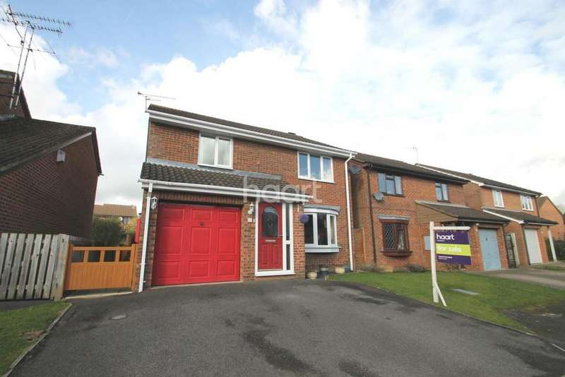 4 Bedrooms Detached House for sale in Tyburn Close, Grange Park, Swindon