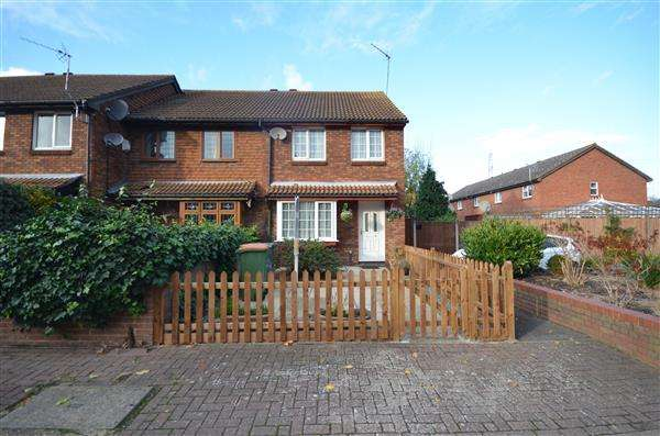 3 Bedrooms End Of Terrace House for sale in Boultwood Road , Beckton E6