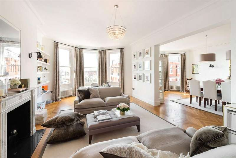5 Bedrooms Flat for sale in Cedar House, Marloes Road, Kensington, London
