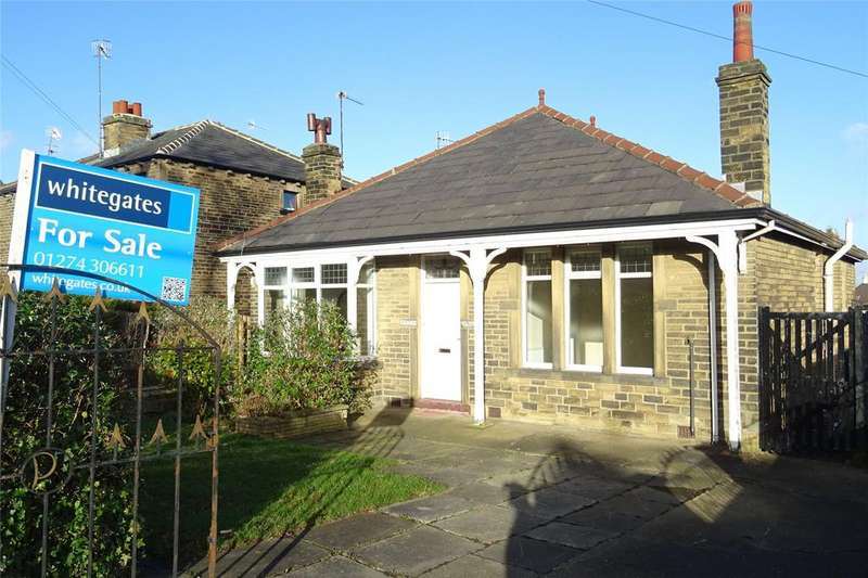 3 Bedrooms Detached Bungalow for sale in Hollybank Road, Bradford, West Yorkshire, BD7