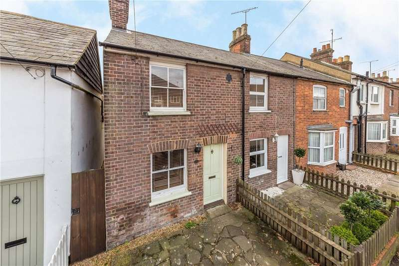 2 Bedrooms Terraced House for sale in Grove Road, Harpenden, Hertfordshire