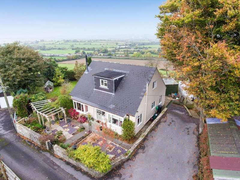 4 Bedrooms Detached House for sale in Ansford Hill, Castle Cary